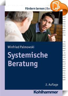 Systemische Beratung :: Das Buch führt in die wesentlichen theoretischen Grundlagen systemischer Beratung ein und verdeutlicht die wichtigsten Bausteine an Beispielen aus der Beratungspraxis. Ein wesentliches Kennzeichen der systemischen Beratung wird am Selbstverständnis und der Arbeitsweise des Beraters deutlich: Er beschränkt sich darauf, das Gespräch zu moderieren, übernimmt damit Verantwortung für dessen Verlauf, nicht aber für die Inhalte. Damit ist die Zuständigkeit des Rats...