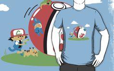 """Pokemon Damacy"" T-Shirts & Hoodies by Vincos   Redbubble"