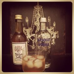 12 Days of Sweet Sally TeaCocktails � Day9 Why not try the Absolute Sally instead of your typical vodka soda or vodka tonic! Recipe is on the blog.