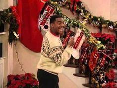 Merry Christmas Carlton (Fresh Prince Bel Air)