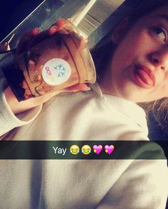 Thanks to Ellie for sending us this snapchat of her Yogtail delivery yesterday  We're glad we turned your Friday into a Friyaaaaayyyyyy girl!  #FroYo #frozenyogurt #yogtail #treat #homedelivery #theyogbar #friyayyyyy #hoylake #wirral #liverpool by theyogbar