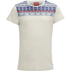 T-shirt, Mills Brothers Aztec Tee - The Sting
