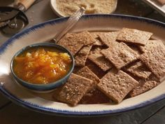 Homemade Orange Marmalade and Hand-Rolled Whole-Grain Crackers | Nancy Fuller | Farmhouse Rules