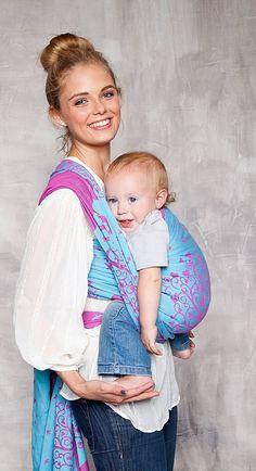 kokadi wrap Erna im Wunderland - 100% cotton - kokadi - Babytragetücher