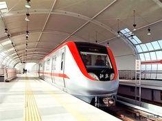 CRÓNICA FERROVIARIA: China: Trenes automáticos empezarán a circular en ...