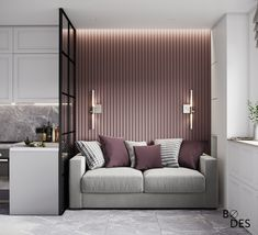 Interior Design Services, Luxurious Bedrooms, Wall Design, Home Kitchens, Living Room Designs, Design Trends, Small Spaces, House Plans, Contemporary