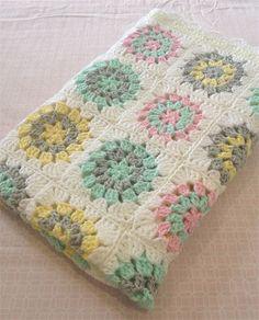Crochet Baby Blanket Custom Made | Boutique Creations | madeit.com.au
