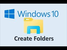 Windows 10 - File Management Tutorial - How To Organize Files and Folders in File Explorer on a PC File Management System, What Is The Cloud, Job Search Websites, Presentation Format, Windows 10 Operating System, Teaching Computers, Folder Organization, Make Tutorial, Mac Os