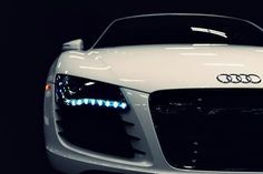The Audi R8... 50 Shades