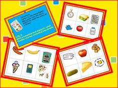 Book, Pete's Big Lunch & Printables (from A Teacher's Touch)