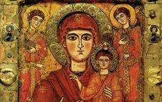 Georgian orthodox icon