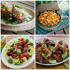 31 Paleo Super Bowl Recipes - a round up of game day favorites chili, chips, wings and more | cookeatpaleo.com