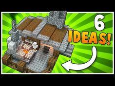 SIMPLE & STYLISH SURVIVAL HOUSE! Minecraft Tutorial YouTube Minecraft medieval Minecraft architecture Minecraft projects