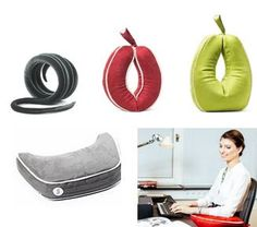 Bara Cushions (Apple, Pear, Handpad) and Snake - supports your arms, shoulders or head. High quality and great design!