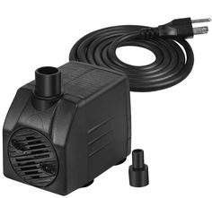 800 Gph Quiet Submersible Aquarium Water Pump Fish Tank Fountain Hydroponics To Prevent And Cure Diseases Pet Supplies