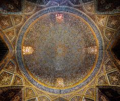 The Mesmerizing Architecture Of Mosques Mosque And Cathedrals - The mesmerising architecture of iranian mosques