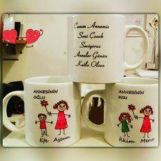En güzel mutfak paylaşımları için kanalımıza abone olunuz. http://www.kadinika.com Kişiye özel hazırlanan anneler günü kupaları. Adet 20 TL. Dilerseniz üzerine kendi resminizi de bastirabilirsiniz.  #annelergunuhediyesi #annelergünü #annelergunu #kişiyeözel #kisiyeozel #kupa #mug #anneye #canimannem #mutlulukyakalanir #izmir #izmiranneleri #sunumönemlidir #dekoratif #mutfakgram #mutfak #home #istanbul #ankara #bursa #antalya #annebebek #annecocuk #mothersday #mother