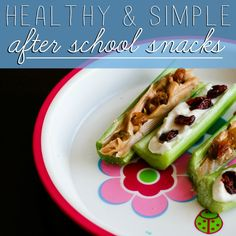 Daily Mom » Healthy and Simple After School Snacks