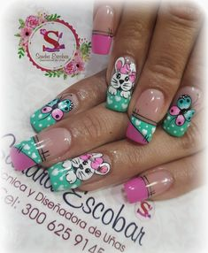Tattoo Drawings, Tattoos, Easter Nail Art, Luxury Girl, Flower Nails, Baby Shower Favors, My Nails, Acrylic Nails, Manicure