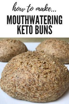 The Best Keto Buns on the Planet! - Trina Krug