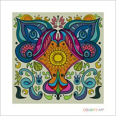 Hamsa Design, Coloring Books, Tapestry, Home Decor, Vintage Coloring Books, Hanging Tapestry, Tapestries, Decoration Home, Room Decor