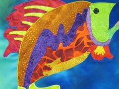 Free Fish Quilt Patterns | Fish Quilt Update and a Stumper!