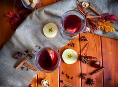 Svařák s jablkem | Veganská liška Smoothie, Ethnic Recipes, Food, Essen, Smoothies, Meals, Yemek, Eten