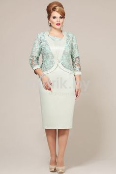 Best Outfits For Women Over 50 - Fashion Trends Over 50 Womens Fashion, Fashion Over 50, Older Bride Dresses, Suits For Women, Blouses For Women, English Dress, Dress Brokat, Myanmar Traditional Dress, Mother Of The Bride Dresses Long