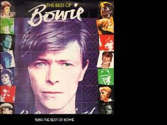 DAVID BOWIE 1980 - THE BEST OF BOWIE