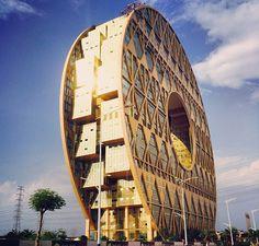 'Круг' в Гуанчжоу