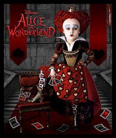 Red Queen  Helena Bohnam Carter