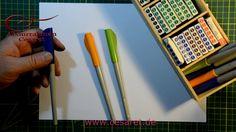 kaligrafi malzemeleri- I Abdurrahman Cesaret - Kalligraphie Stifte Pilot...
