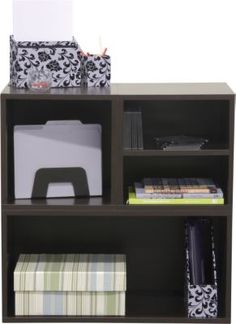 Foremost® Holdems 3-in-1 Modular Cube Storage System Kit, Espresso