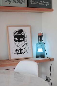 Seletti Bouche lamp