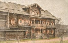 :: Просмотр темы - Русское деревянное зодчество