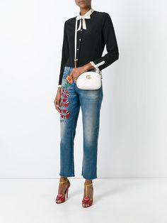 0809dd8cba7 Gucci GG Marmont Matelassé Shoulder Bag - Farfetch