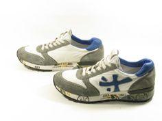 Premiata Sneaker MICK 927 White