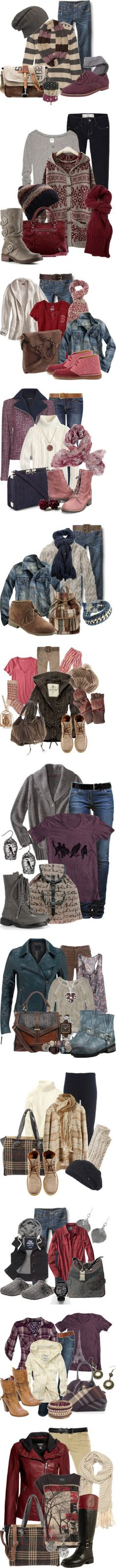 """Casual Comfort"" by stylesbyjoey on Polyvore"