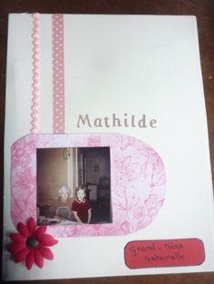 ma grand mere Mathilde