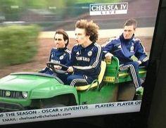 haha David Luiz
