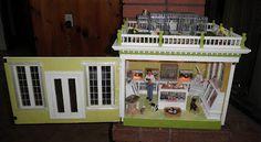 Dollhouse Miniature Pet Shop Room Box Full by Sheila A. Nielson