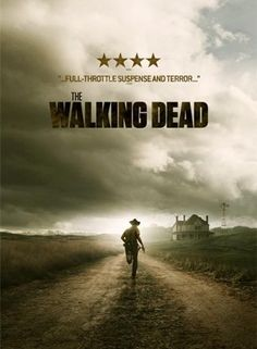 AMC Original TV Series -  Police officer Rick Grimes leads a group of survivors in a world overrun by zombies