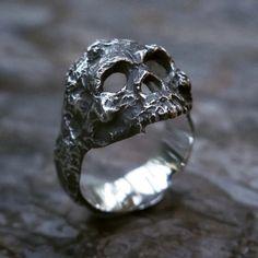 #skull #skullring