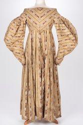 Kjole, dress, robe ca 1830 Dress To Impress, Fur Coat, Victorian, Jackets, Dresses, Fashion, Dress, Down Jackets, Vestidos