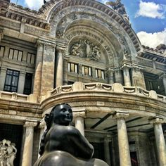 Palacio De Bellas Artes | Mexico City