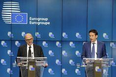 Οι ανακοινώσεις του Eurogroup για μέτρα και χρέος (Live Blogging)
