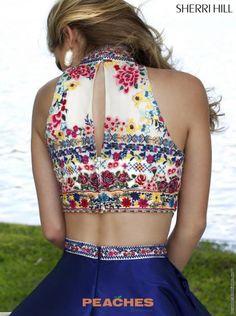 Sherri Hill Dress 50080
