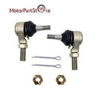 Learned 10mm Bolt Tie Rod End Fine Thread Ball Joint For 110cc 125cc Pit Dirt Bike Atv Quad Buggy Go Kart Motorcycle Part D10 Atv Parts & Accessories
