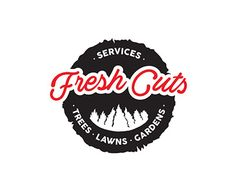 """Check out new work on my @Behance portfolio: """"Fresh Cuts - Trees, Lawns & Gardens - Logo Design"""" http://be.net/gallery/45474465/Fresh-Cuts-Trees-Lawns-Gardens-Logo-Design"""