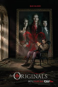 Season One (The Originals) - The Vampire Diaries Wiki - Episode Guide, Cast, Characters, TV Series, Novels, and more!